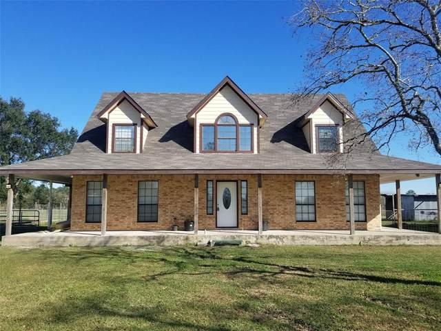 7425 Avenue P, Santa Fe, TX 77510 (MLS #91175486) :: Ellison Real Estate Team