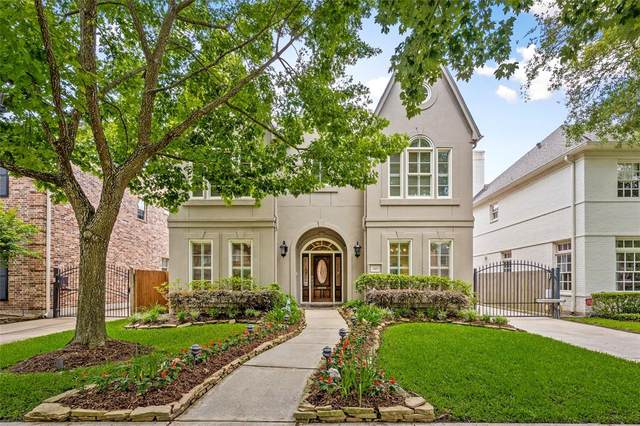 3823 Browning Street, West University Place, TX 77005 (MLS #91178315) :: The Bly Team