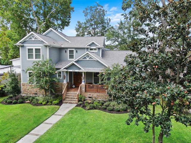 425 W 23rd Street, Houston, TX 77008 (MLS #91191488) :: The SOLD by George Team