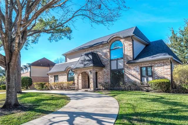 1422 E Brooklake Drive, Houston, TX 77077 (MLS #91205087) :: The Heyl Group at Keller Williams