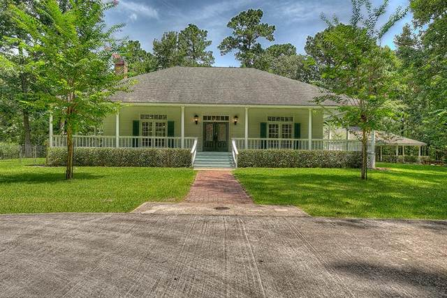701 S Cape Royale Drive, Coldspring, TX 77331 (MLS #91206343) :: Lerner Realty Solutions
