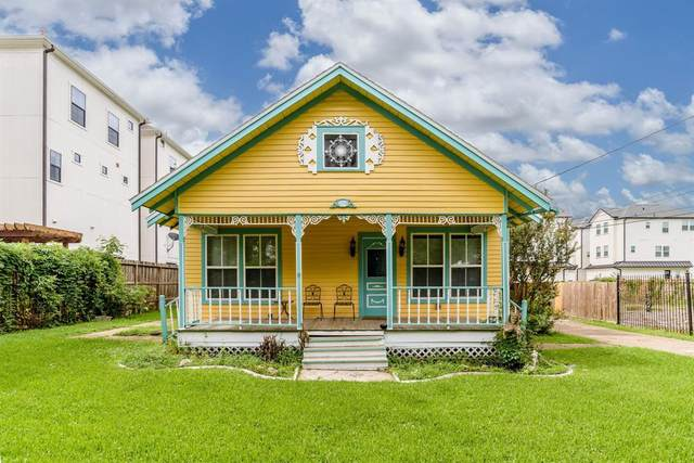 1214 W 24th, Houston, TX 77008 (MLS #91209501) :: Lerner Realty Solutions