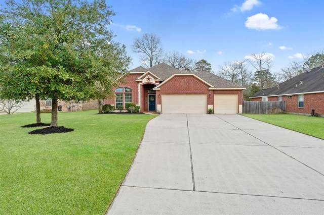 33222 Greenfield Forest Drive, Magnolia, TX 77354 (MLS #91217860) :: Connect Realty