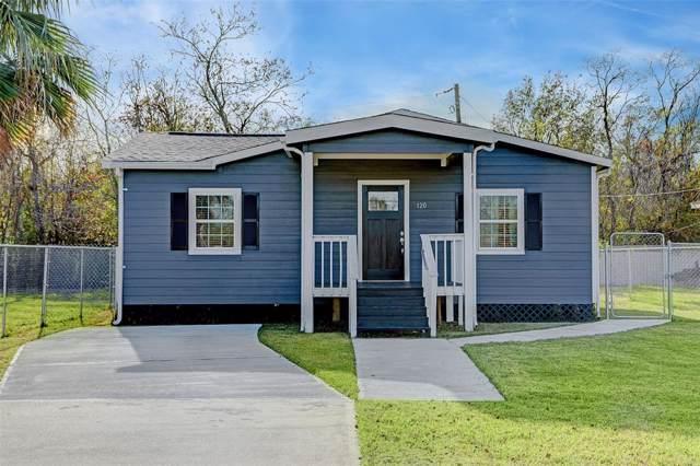 120 S Wilson Street, La Porte, TX 77571 (MLS #91223391) :: Texas Home Shop Realty