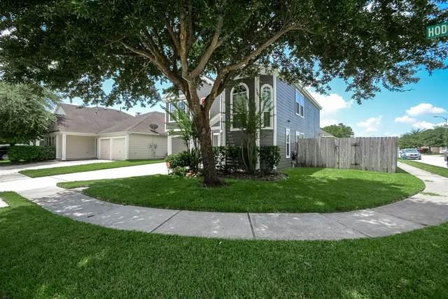 16627 Hodgefield Lane, Houston, TX 77090 (MLS #91229189) :: Ellison Real Estate Team