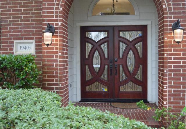 19403 Savannah Creek Lane, Katy, TX 77449 (MLS #91239330) :: Texas Home Shop Realty