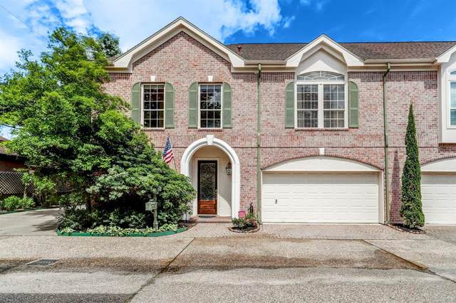 6719 Westchester Court, West University Place, TX 77005 (MLS #91243303) :: Lerner Realty Solutions