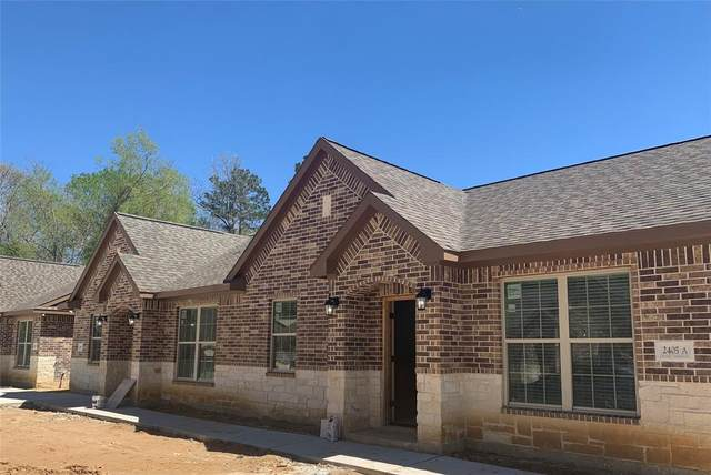 2411 Appian Way, Roman Forest, TX 77357 (MLS #91244418) :: Connect Realty