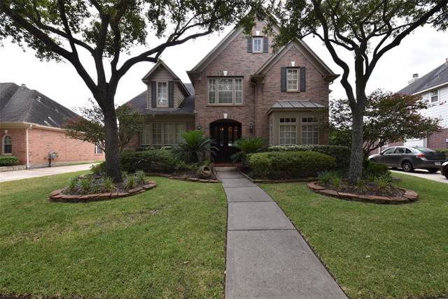1506 Meadow Glade Court, Sugar Land, TX 77479 (MLS #9126442) :: Guevara Backman