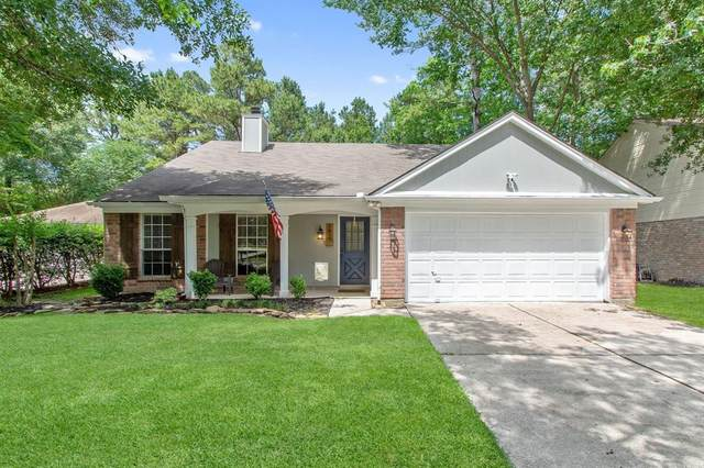 143 Sandpebble Drive, The Woodlands, TX 77381 (MLS #91283923) :: The Bly Team