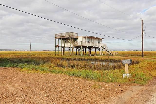 0 Detenbeck Avenue, Surfside Beach, TX 77541 (#91285649) :: ORO Realty