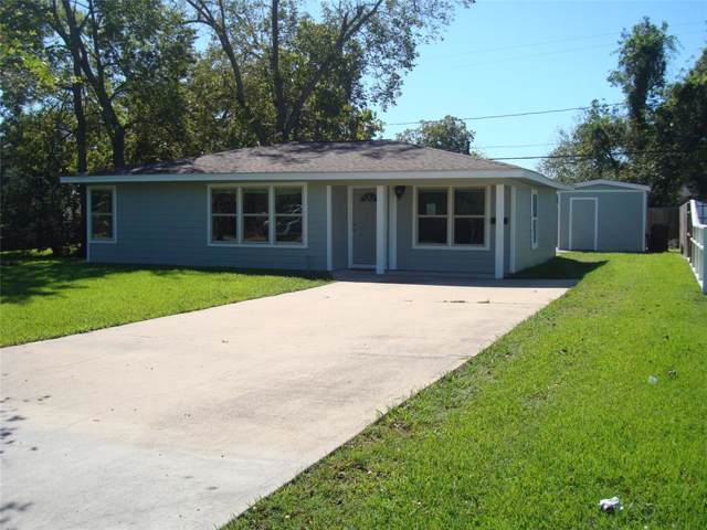 456 Texas Street, South Houston, TX 77587 (MLS #9129367) :: Texas Home Shop Realty