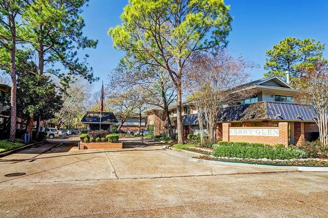 6406 Bayou Glen Condominiums Road, Houston, TX 77057 (MLS #91305373) :: Ellison Real Estate Team
