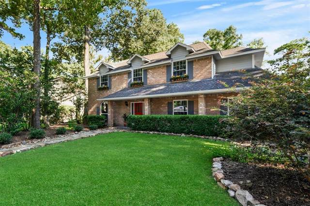 3106 Redwood Lodge Drive Drive, Kingwood, TX 77339 (MLS #91324436) :: The Bly Team