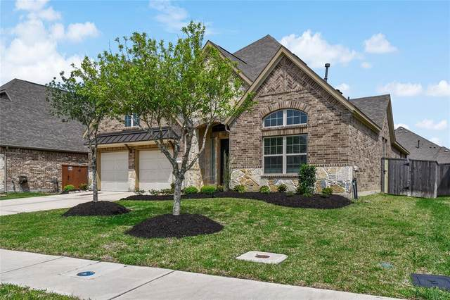 11705 Gates Ridge Court, Pearland, TX 77584 (#9132786) :: ORO Realty