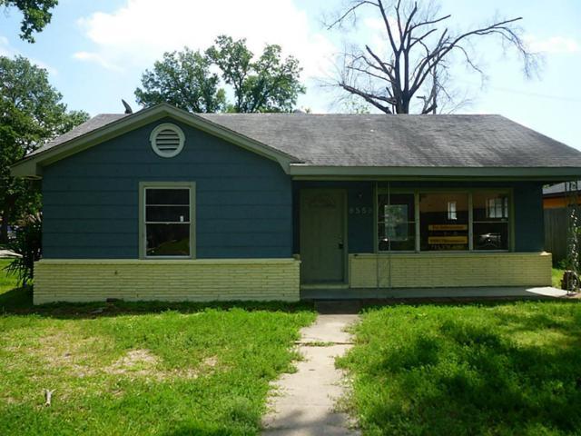 8558 Carlisle Street, Houston, TX 77017 (MLS #91331989) :: Giorgi Real Estate Group