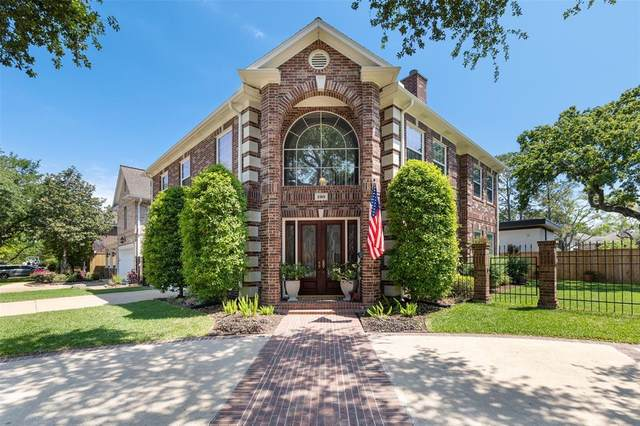 130 Beverly Lane, Bellaire, TX 77401 (MLS #91344940) :: The SOLD by George Team