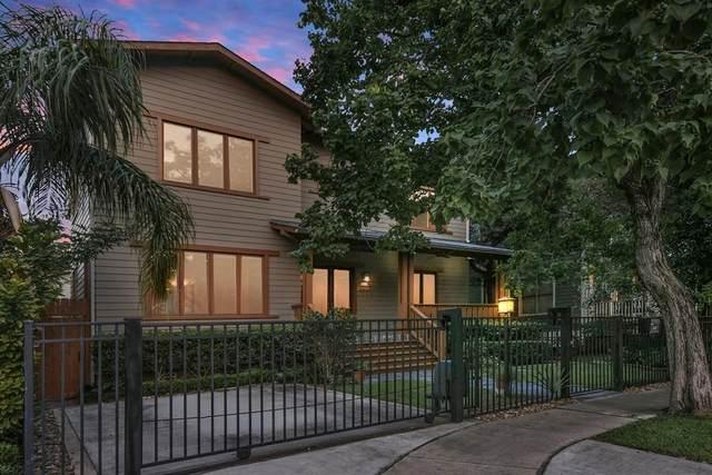 1428 Tulane Street, Houston, TX 77008 (MLS #91345305) :: Caskey Realty