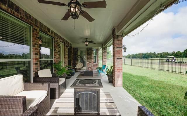 20331 Bentwood Oaks Drive, Porter, TX 77365 (MLS #91346433) :: The Sansone Group