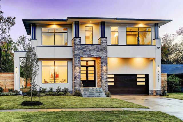 4143 Lanark Lane, Houston, TX 77025 (MLS #91351552) :: Texas Home Shop Realty