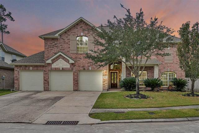 3223 Vincent Crossing Drive, Spring, TX 77386 (MLS #91369038) :: The Freund Group