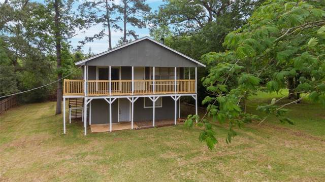 542 Hickory Lake, Livingston, TX 77351 (MLS #91382954) :: The SOLD by George Team