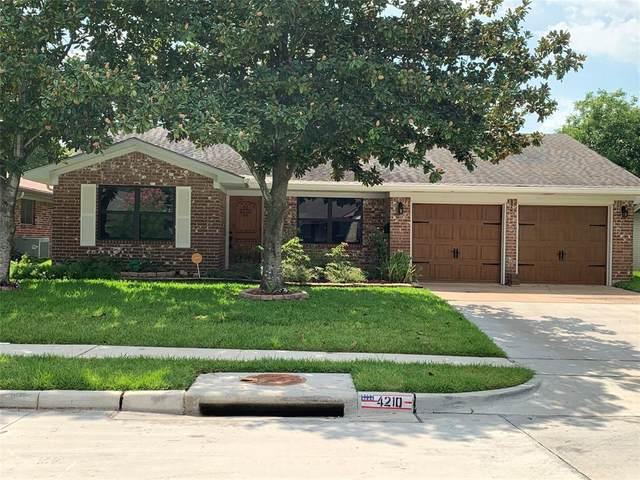 4210 Justin Lane, Deer Park, TX 77536 (MLS #91383964) :: The SOLD by George Team