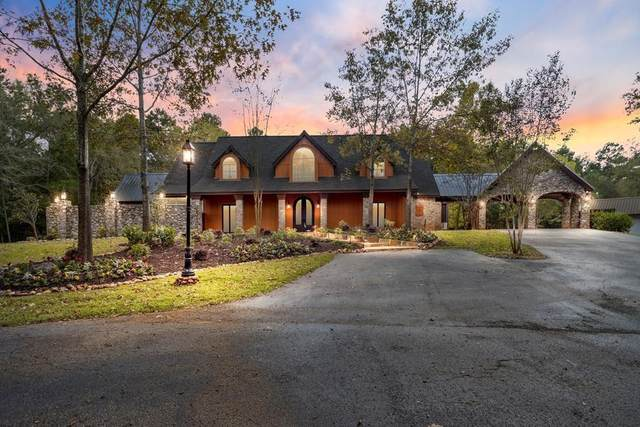 215 County Road 2471, Nacogdoches, TX 75965 (MLS #91386832) :: The Queen Team