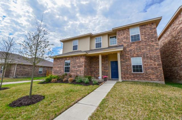 8203 Malago Point Drive, Cypress, TX 77433 (MLS #91393964) :: The SOLD by George Team