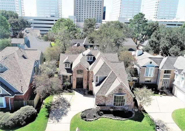 11735 Pecan Creek Drive, Houston, TX 77043 (MLS #91395853) :: The Bly Team