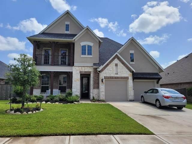 34427 Spring Creek Circle, Pinehurst, TX 77362 (MLS #91413194) :: The Home Branch