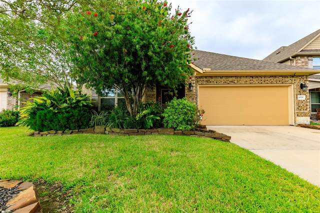4836 Piares Lane, League City, TX 77573 (MLS #91413358) :: The Freund Group
