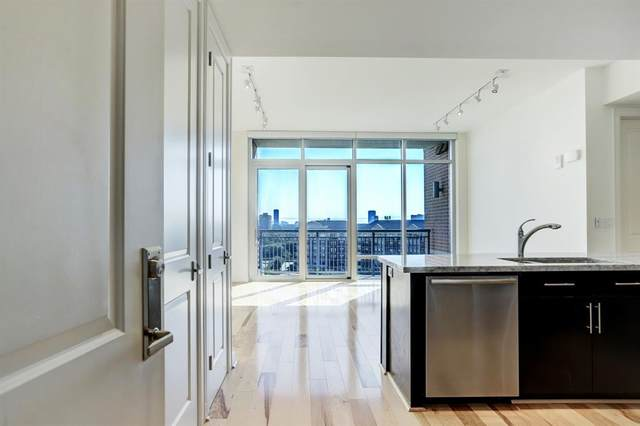 2207 Bancroft Street #907, Houston, TX 77027 (MLS #91420015) :: The SOLD by George Team