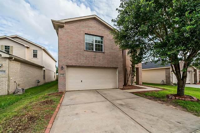 4122 Crimson Meadows Drive, Houston, TX 77048 (MLS #91439624) :: Caskey Realty