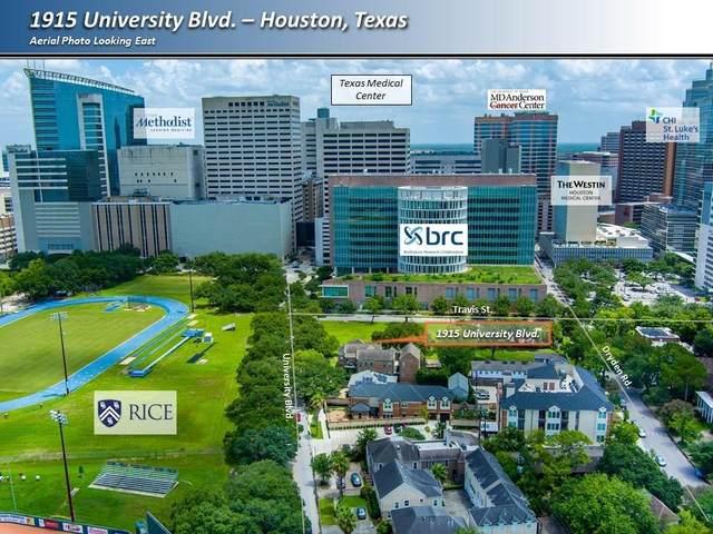 1915 University Boulevard, Houston, TX 77030 (MLS #91445649) :: The SOLD by George Team