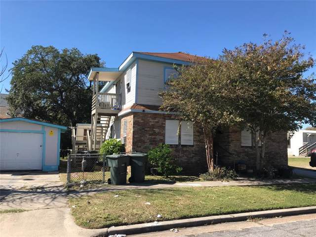 1313 29th Street, Galveston, TX 77550 (MLS #91466381) :: The SOLD by George Team