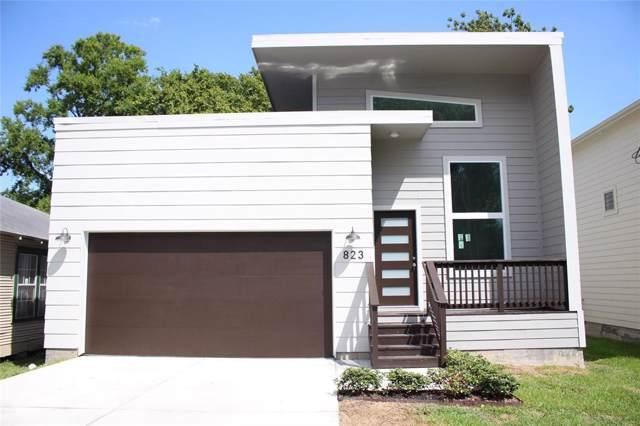 823 E 38th Street, Houston, TX 77022 (MLS #91478377) :: The Heyl Group at Keller Williams