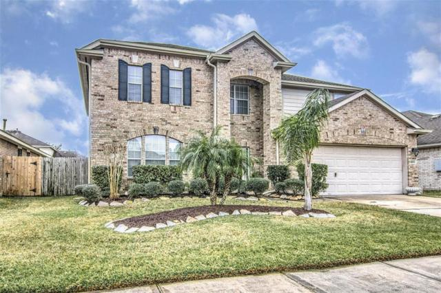 3811 Saxon Hollow Court, Friendswood, TX 77546 (MLS #91478943) :: The SOLD by George Team