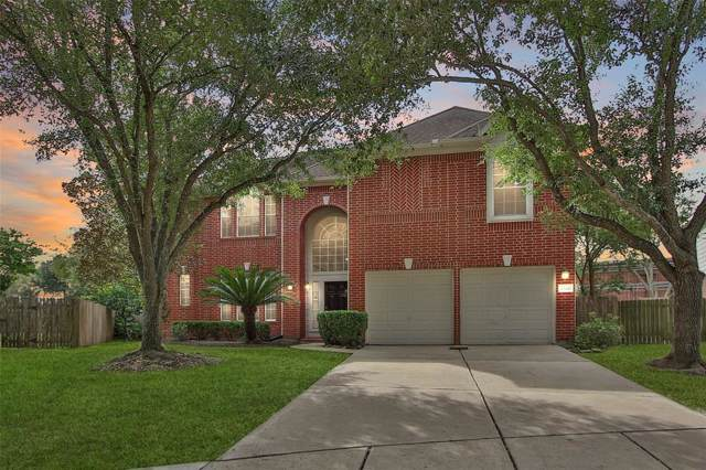 4343 Whippoorwill Circle, Missouri City, TX 77459 (MLS #91497260) :: The Parodi Team at Realty Associates