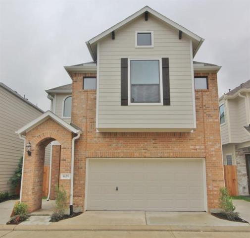 5213 Rose Street, Houston, TX 77007 (MLS #91497540) :: Krueger Real Estate