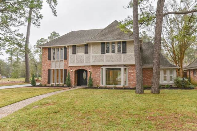 1422 Grand Valley Drive, Houston, TX 77090 (MLS #91497694) :: The Heyl Group at Keller Williams