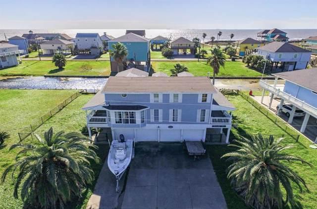 2940 Laguna Drive, Crystal Beach, TX 77650 (MLS #91506475) :: Caskey Realty