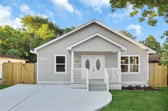 3541 Rebecca Street, Houston, TX 77021 (MLS #9150962) :: The Parodi Team at Realty Associates