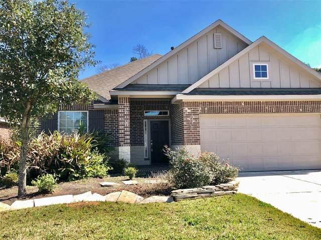 62 Hallmark Drive, Conroe, TX 77304 (MLS #91518007) :: Johnson Elite Group