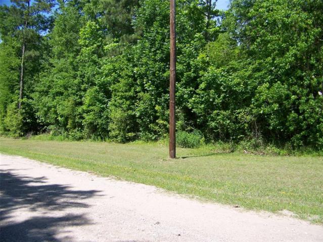 TBD St Regis, Livingston, TX 77351 (MLS #91525689) :: The Home Branch