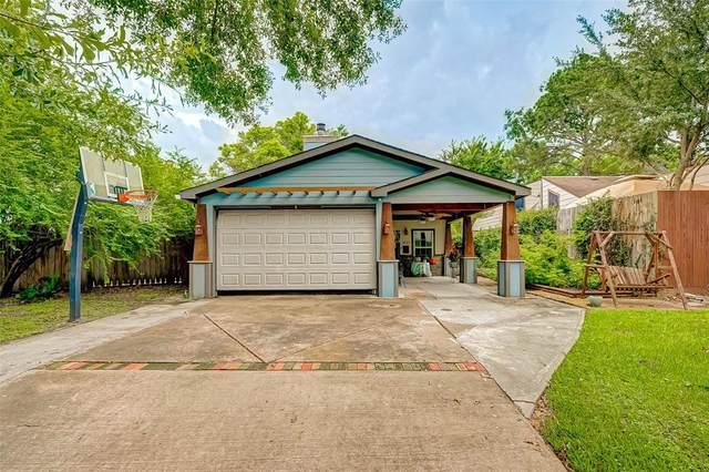 1425 Freedonia Drive, Houston, TX 77055 (MLS #91554717) :: The Freund Group