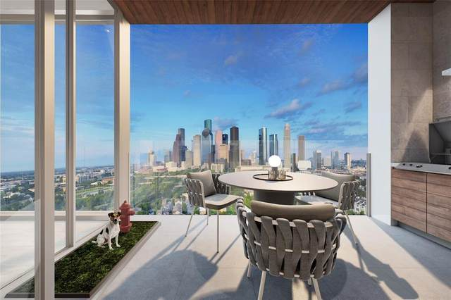 1711 Allen Parkway #2006, Houston, TX 77019 (MLS #91554936) :: The SOLD by George Team