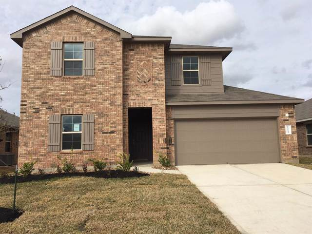 22722 Busalla Trail, Katy, TX 77493 (MLS #91559519) :: The Parodi Team at Realty Associates
