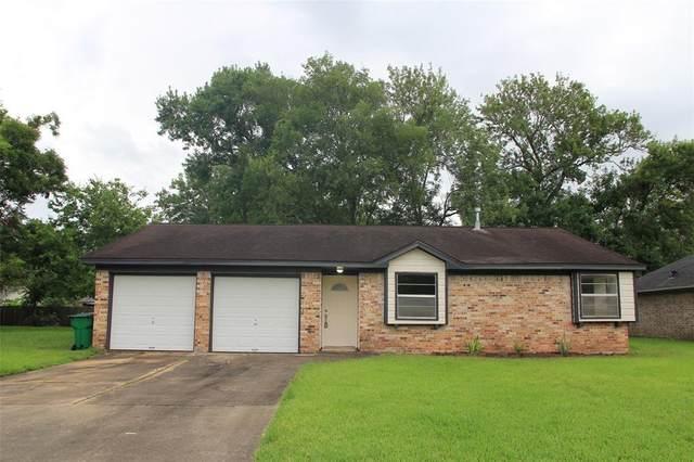 710 Hollyhock Street, Richwood, TX 77531 (MLS #91571957) :: Texas Home Shop Realty