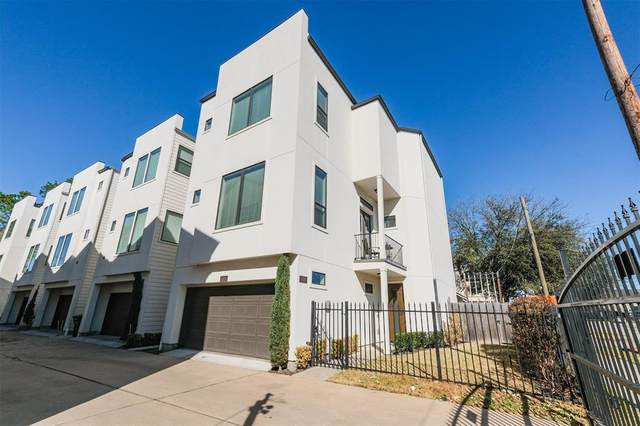 919 W 22nd Street A, Houston, TX 77008 (MLS #91575470) :: The Parodi Team at Realty Associates
